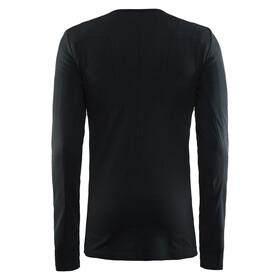 Craft M's Active Comfort Roundneck LS Shirt Solid Black